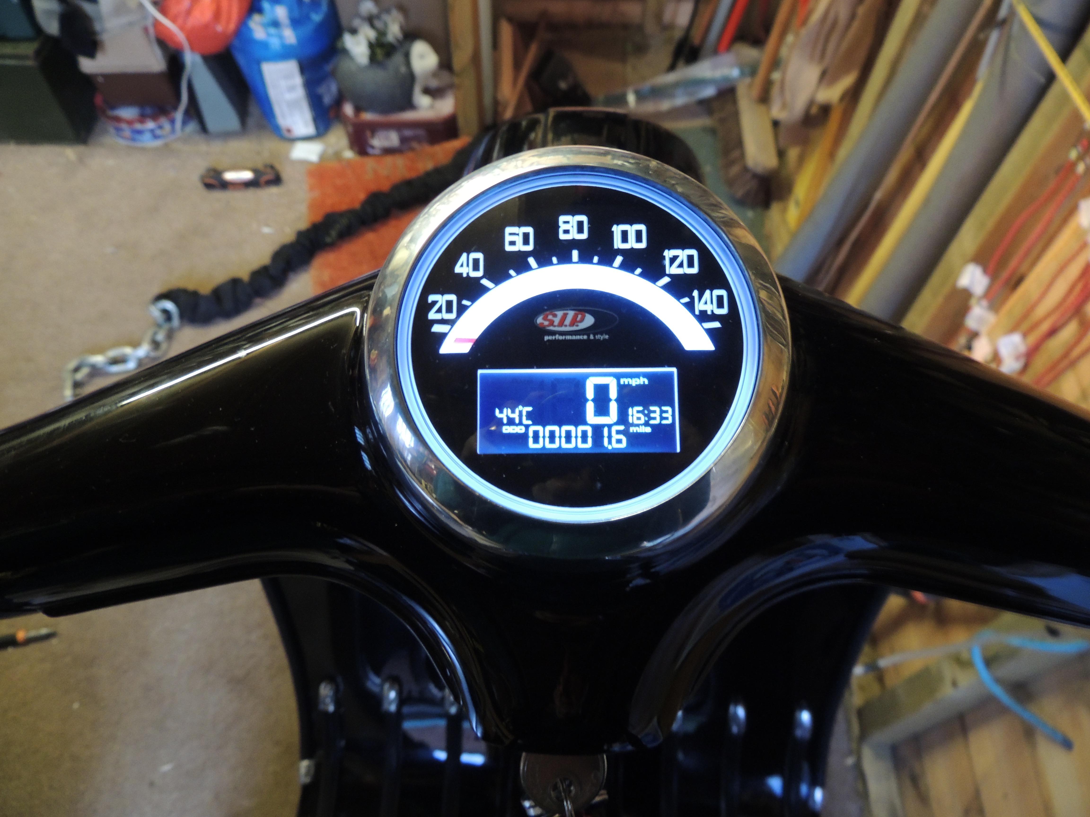 Lambretta Li150 LidanUk